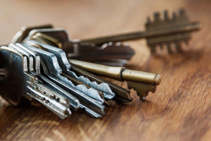 Ablage Schlüsselbund